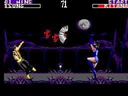 Mortal Kombat II jogo online grátis