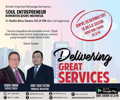 Delivering Great SERVICE (H.E.A.R.T Formula)