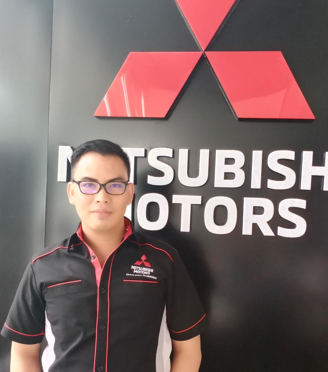 Farid - Sales Executive Mitsubishi Dwindo Raden Inten