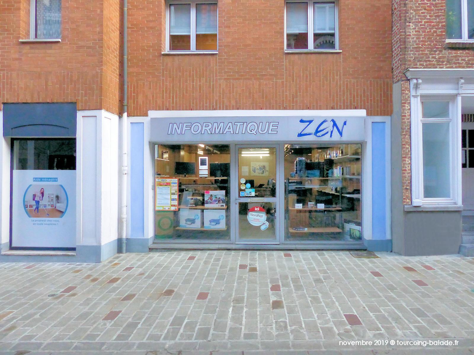 Informatique Zen, Tourcoing 2019