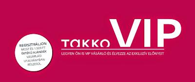 Takko Fashion VIP tagság