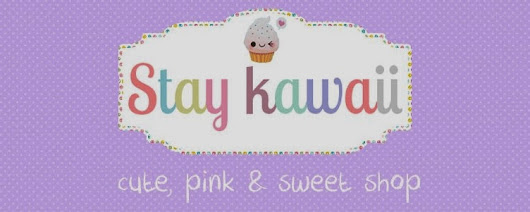 New Facebook Page, same Stay Kawaii