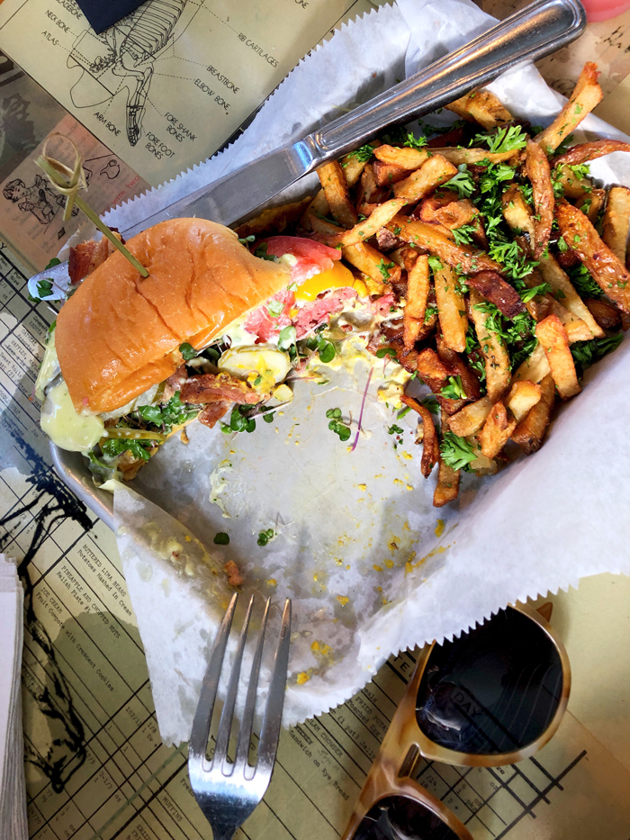 DNB Burgers New Bedford