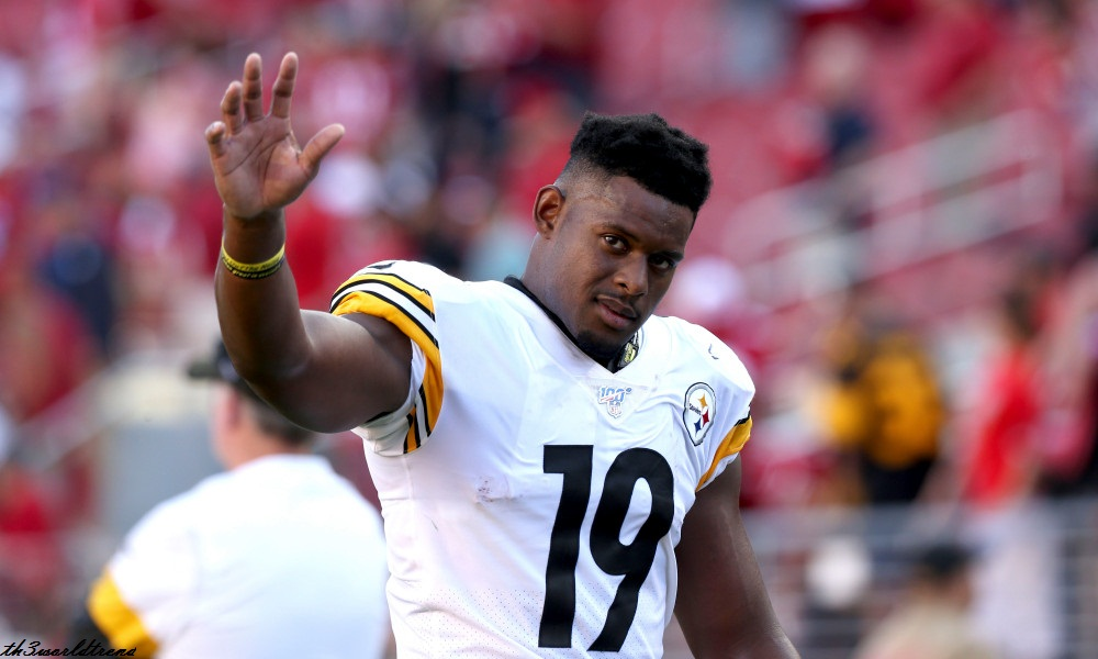 Steelers WR JuJu Smith-Schuster admits on stream he was paid to watch Thursday Night Football on Twitch