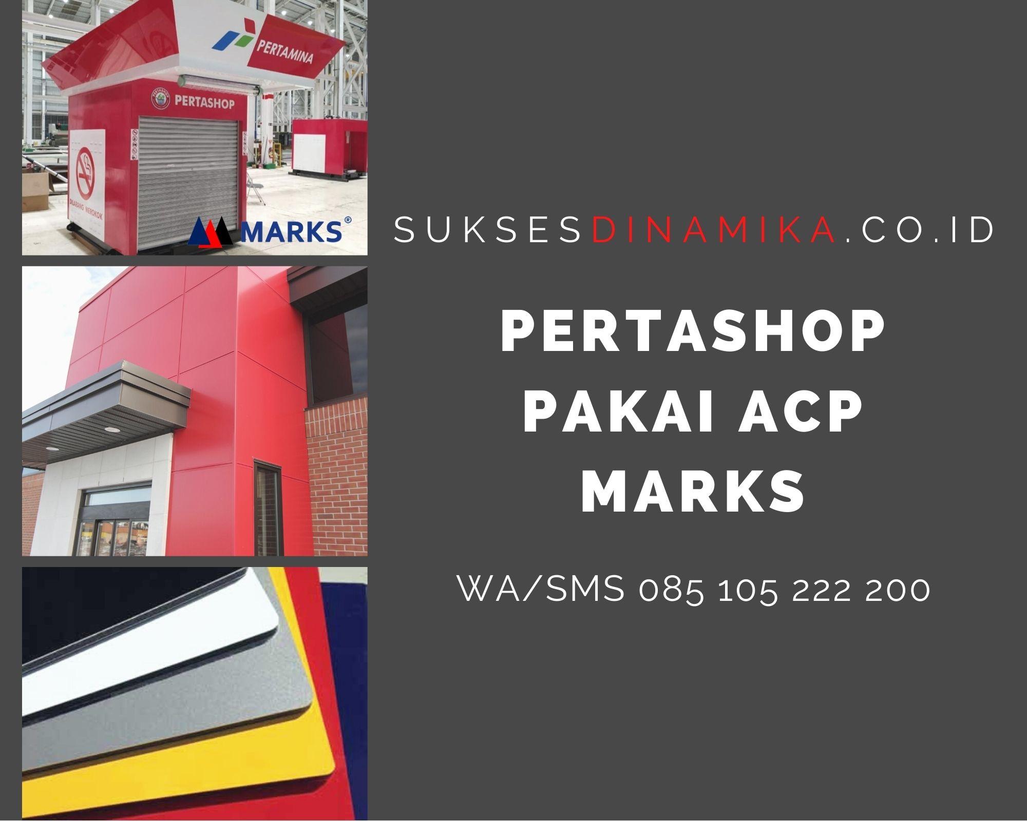 Beli Aluminium Composite Panel (ACP) Marks Seven Trenggalek
