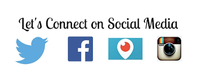 Facebook Instagram Twitter Pinterest LinkedIn TicToc Vsco Blogger Social Media