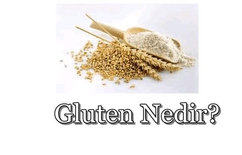 Gluten Nedir? Gluten neye denir? Gluten ne işe yarar?