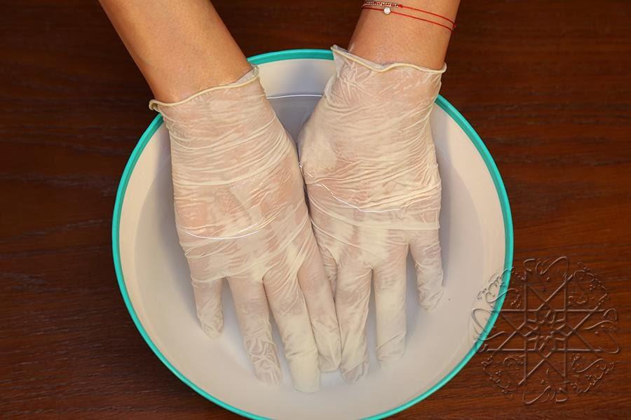 ترطيب وتنعيم اليدين طبيعيا بأفضل وأحسن طريقة