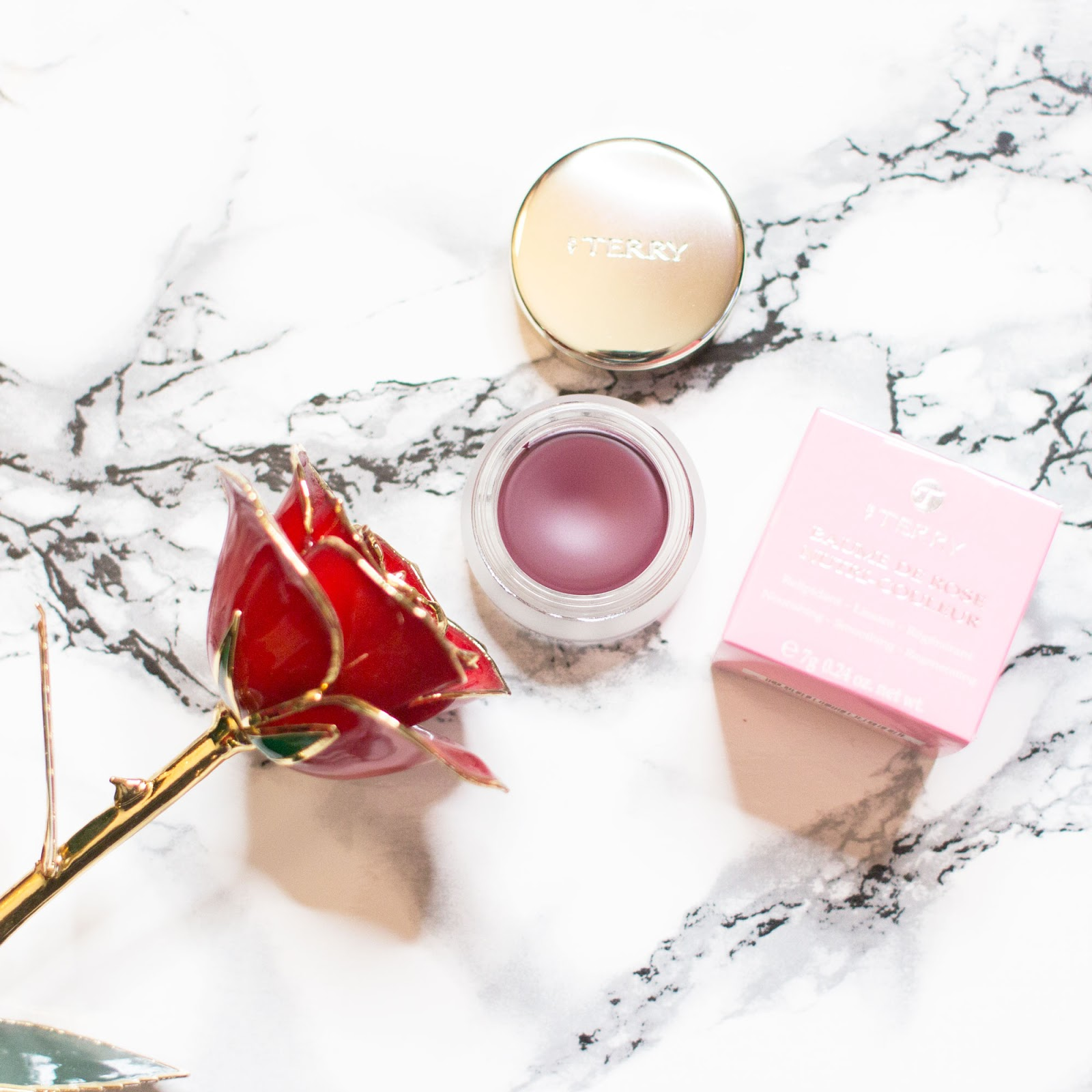 By Terry Baume de Rose Nutri-Couleur Review Swatches Fig Fiction
