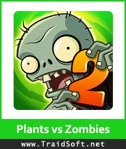 تحميل لعبة النبات ضد الزومبي 2 التحديث الأخير