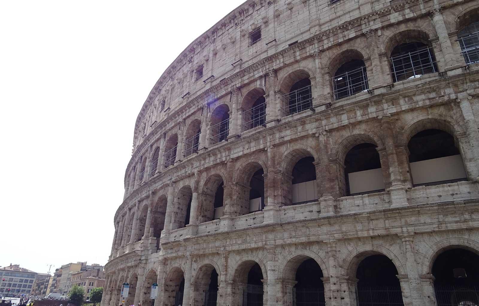 Voyage Italie Rome Colisée