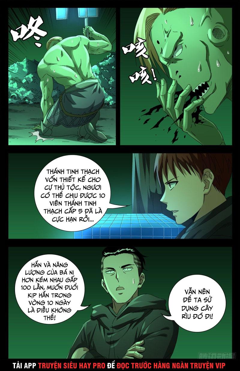 Huyết Ma Nhân chap 694 - Trang 4