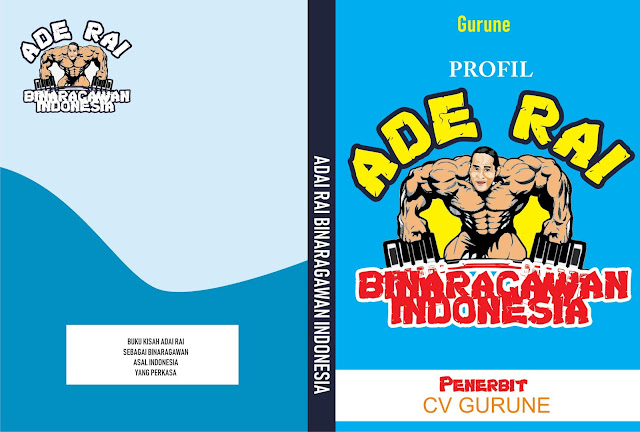 Cover Buku Adai Rai Binaragawan Perkasa Indonesia