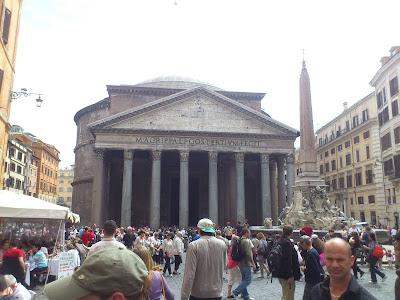 Pantheon - Roma - Itália