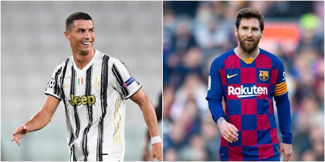 Jika Lionel Messi dan Ronaldo Dalam Satu Tim