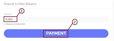 adbtcs make a deposit