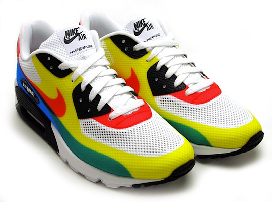 wholesale price new styles beauty Sneakers Airports: Nike Air Max 90 Hyperfuse PRM