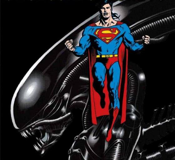 DC Comics/Dark Horse Comics. Aliens: Segundo Asalto