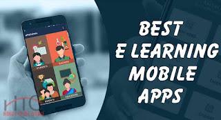 Best e Learning Mobile Apps ki Jankari