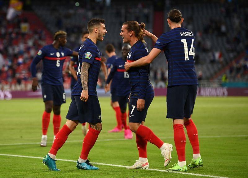 فرنسا 1-0 ألمانيا: مباراة ديراماتيكية شهدت تفوق المنتخب الفرنسي يورو 2020