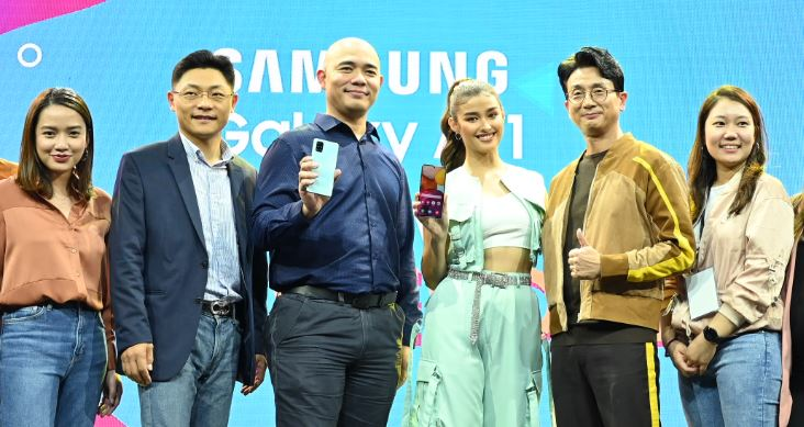 Samsung launches Galaxy A71, Note10 Lite in AWESOME concert