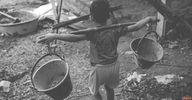 حياة الأطفال في أخطر مدن العالم
