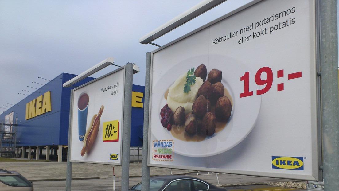Ikea revela la receta de sus famosas albóndigas en salsa y enseña a prepararlas en casa
