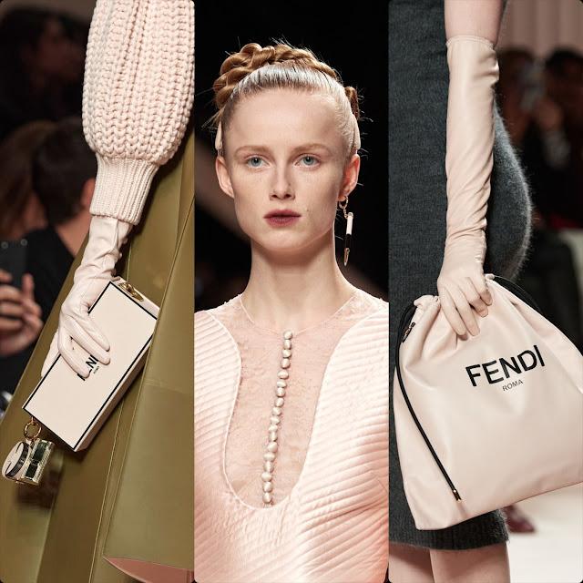 Fendi Fall-Winter 2020-2021 Milan by RUNWAY MAGAZINE