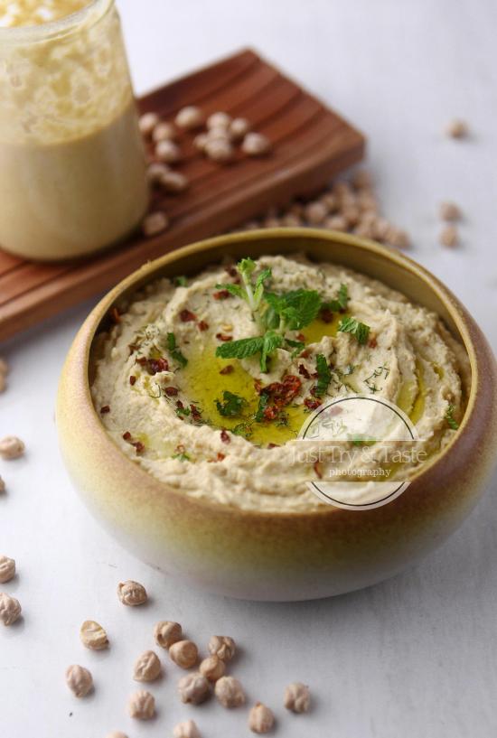 Resep Hummus JTT