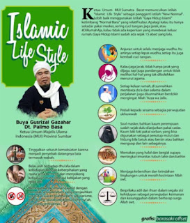11 Panduan Islamic Life Style gantikan new normal