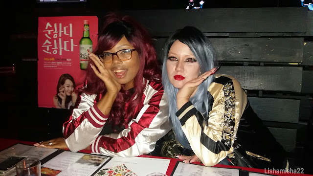 Gaijin gyaru Sio and Eteria