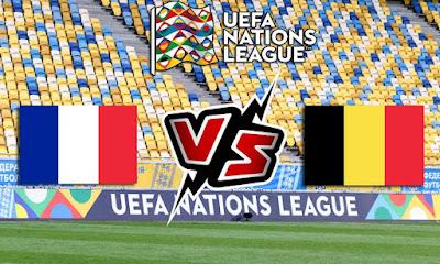 بلجيكا و فرنسا بث مباشر