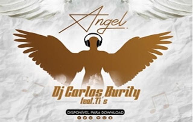 DJ-Carlos-Burity - Angel