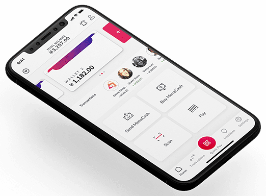 MenaPay is a cryptocurrency that is fully supported by USD based on blockchain for payment gateways in the MENA (Middle East and North Africa) region.