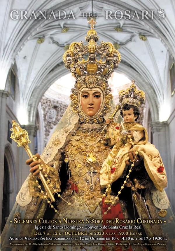 Presentado el cartel del Rosario de Granada