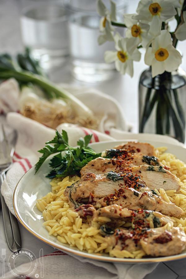 Toskanska piletina