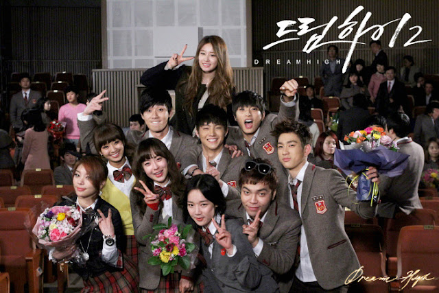 Download Drama Korea Dream High 2 Batch Subtitle Indonesia