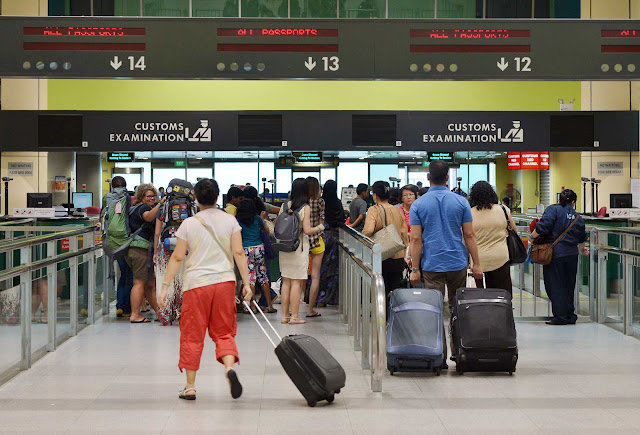 Du lịch singapore tự túc: kinh nghiệm qua hải quan singapore malaysia