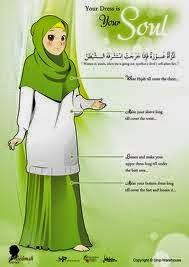 Kumpulan Gambar Kartun Muslimah Terlengkap Dunia Bnews Berita News Aduh