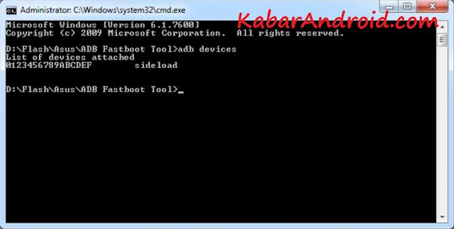 Flash Ulang Asus Zenfone 5 T00F/T00J Bootloop Work 100%