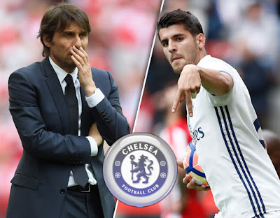 Chelsea FC Agrees On A '80 million Euro' Deal With Real Madrid For Alvaro Morata