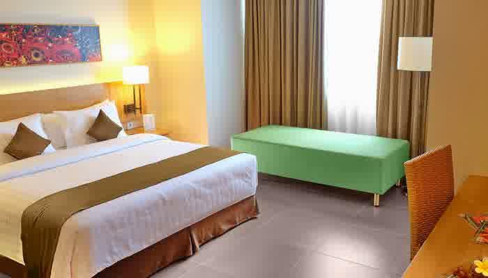 4 Hotel Penginapan Murah Dekat Stasiun Tawang Semarang