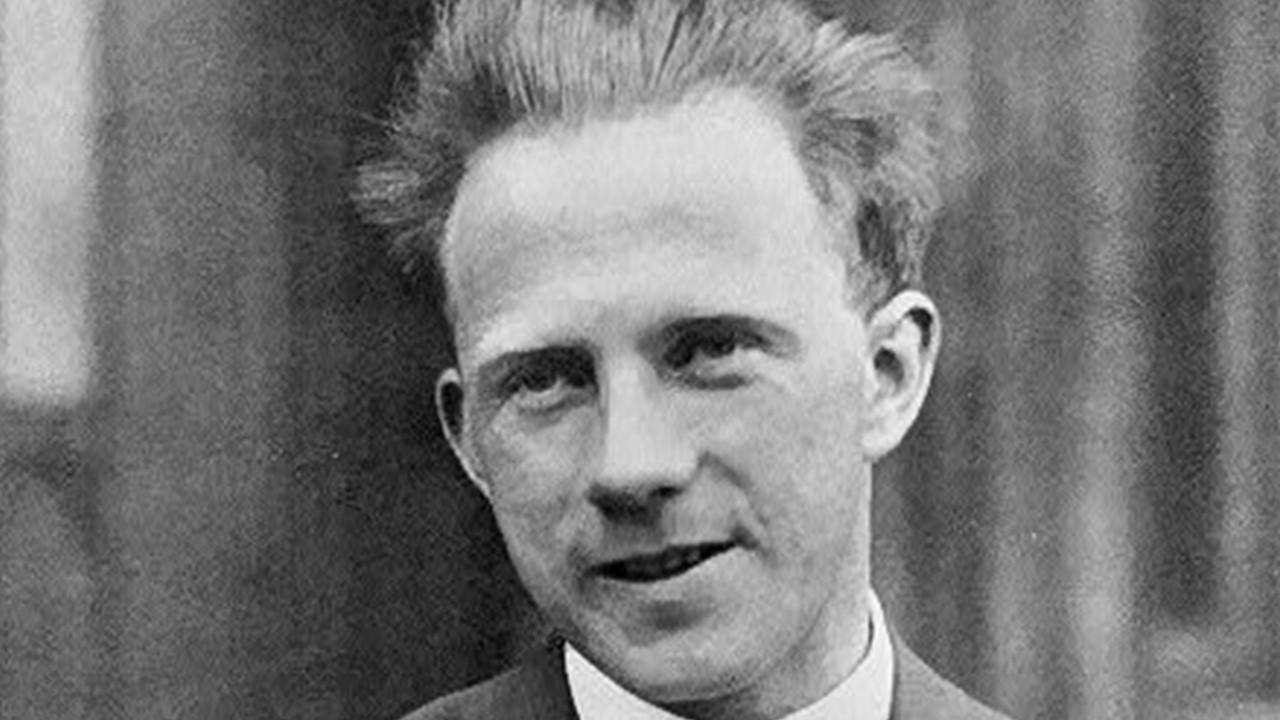 werner heisenberg uncertainty principle quantum mechanics quotes