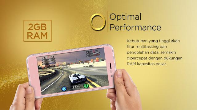 Performa Advan i5A 4G LTE