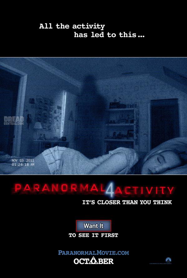 paranormal activity e tratto da una storia vera