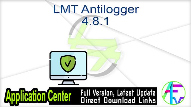 LMT Antilogger 4.8.1