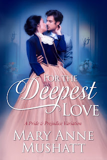 Book cover: For the Deepest Love by Mary Anne Mushatt