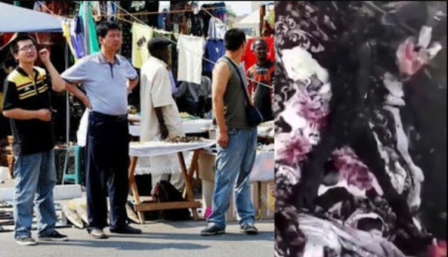 Ngeri... Pekerja Zambia Bunuh dan Bakar Bos China