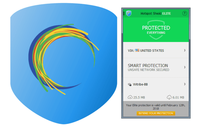 download hotspot shield full crack