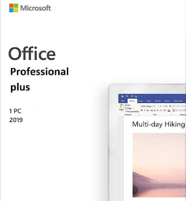 How to install Microsoft Office 2019.